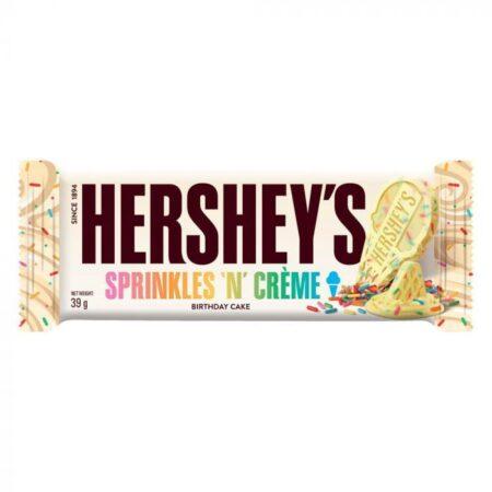 hersheys sprinkles n creme