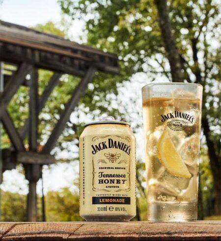 jack dadiels tennessee honey lemonade