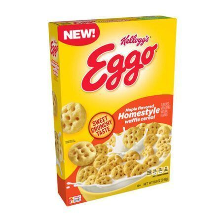 kelloggs homestyle eggo cereal