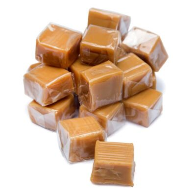 kraft caramels individually wrapped 311g 2
