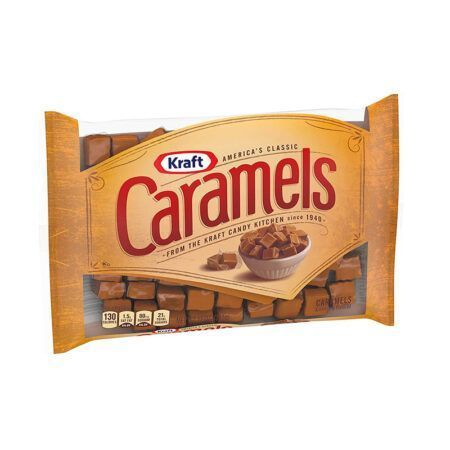 kraft caramels individually wrapped g