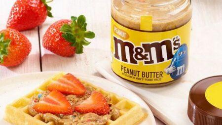 mms peanut butter g