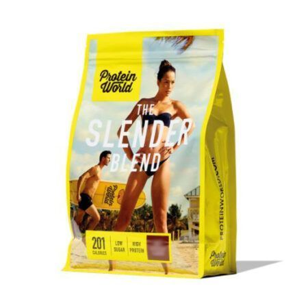 protein world the slender blend