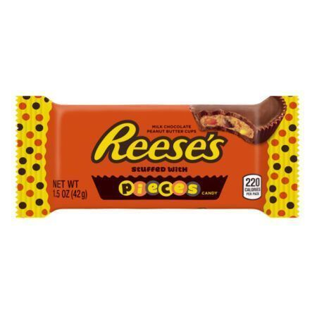 reeses stuffed with pieces cups g