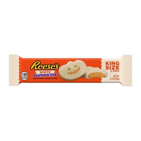 reeses white pumpkins g