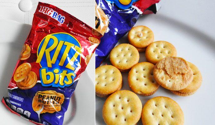 ritz bits peanut butter 85g 2