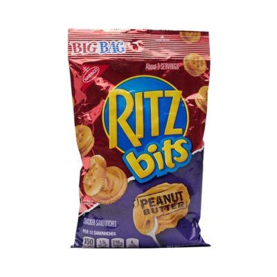 ritz bits peanut butter g