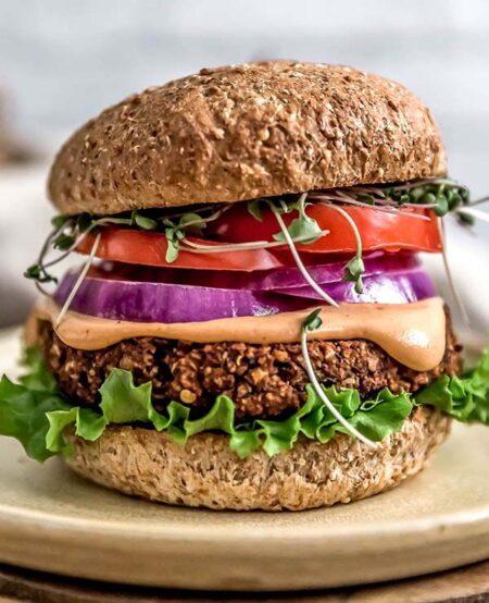 skinny food Fake Away Burger Sauce