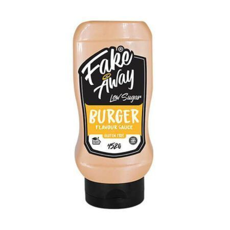 skinny food Fake Away Burger Sauce