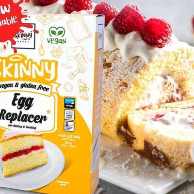 skinny food egg replacer g