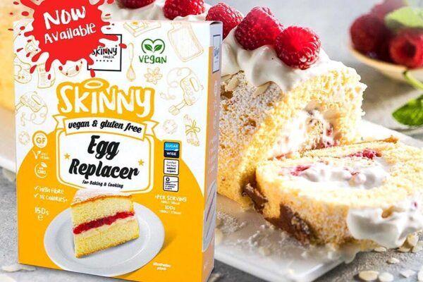 skinny food egg replacer 150g 2