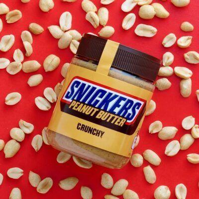 snickers peanut butter crunchy eu 320g 2