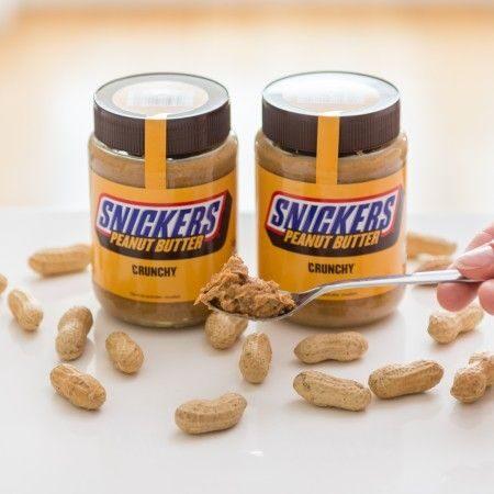 snickers peanut butter crunchy eu g