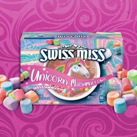 swiss miss unicorn marshmallows g