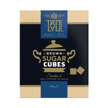 tate lyle brown sugar cubes g