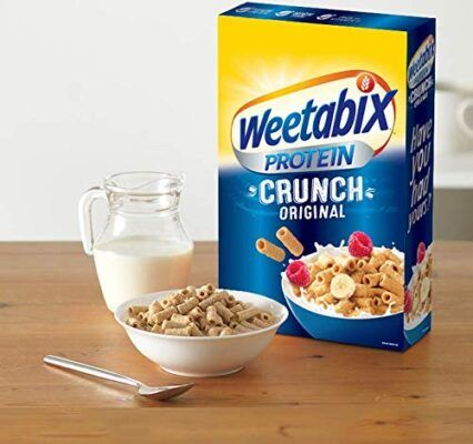 weetabix protein crunch original 450g 2