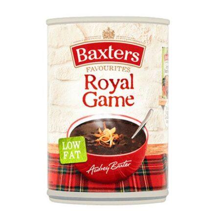Baxters Royal Game soup g