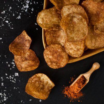 Burts chips crisps guiness rich chilli 40g 2