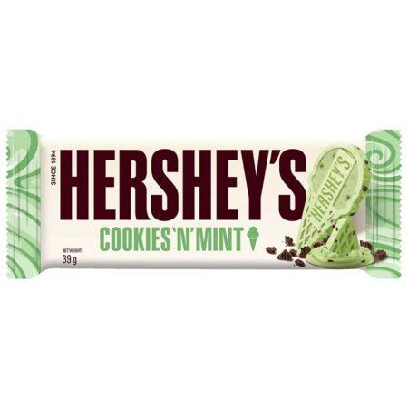 Hersheys Cookies n Mint 39g