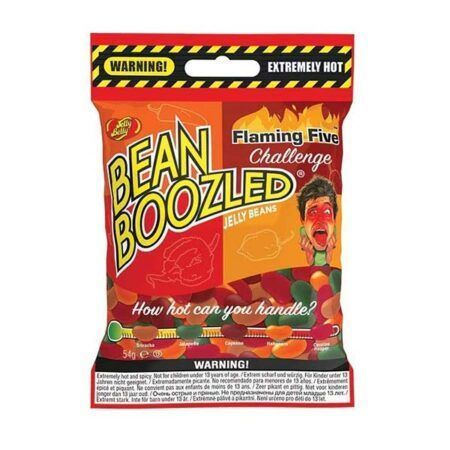 Jelly Belly Bean Boozled Jelly flaming five Beans gr