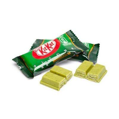 KIT KAT Mini Matcha Green Tea with Uji Gyokuro