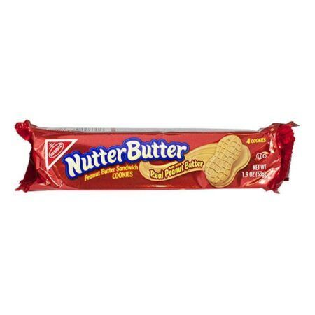 Nutter Butter Cookies Pack