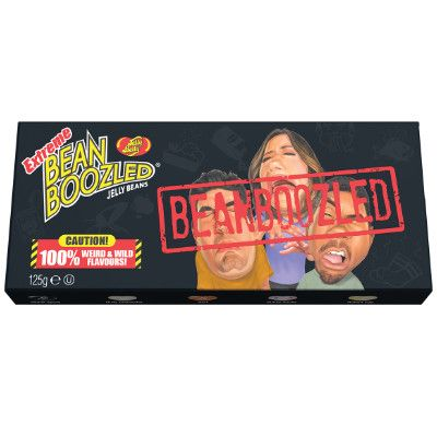 bean boozled extrem gift candy
