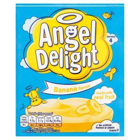 birds angel delight banana g