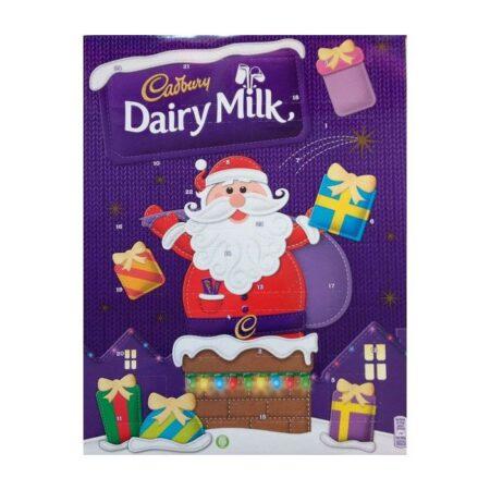 cadburry calendar