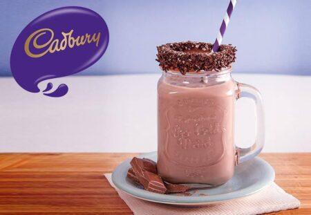 cadbury chocolate milkshake 280g 2