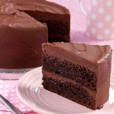 cadbury chocolate sponge mix