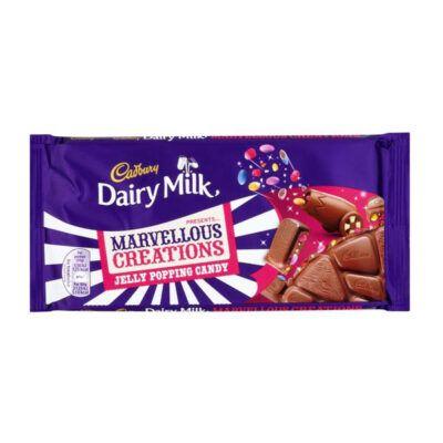 cadbury dairy milk marvellous g