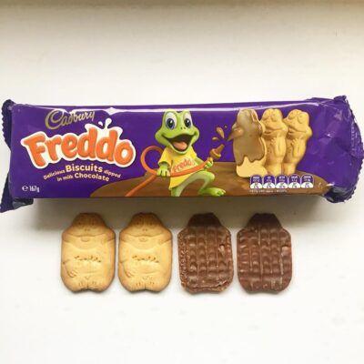 cadbury freddo biscuits 167g 2