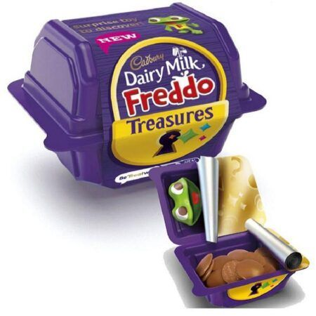 cadbury freddo treasures 14.4g 2
