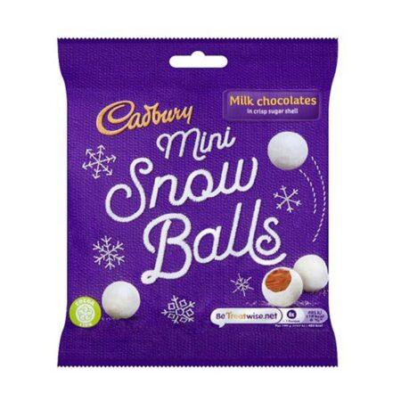 cadbury mini snowballs g