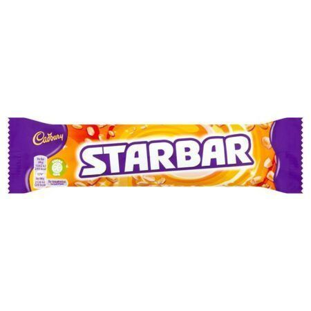 cadbury starbar g