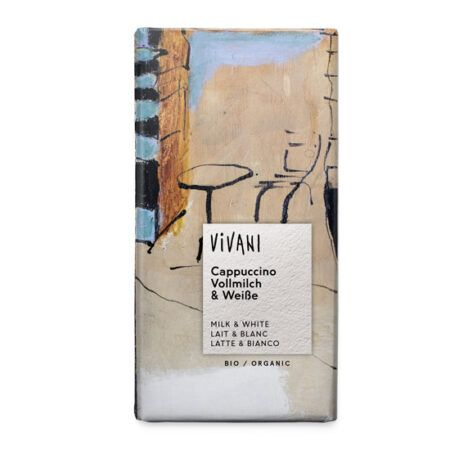 cappucino chocolate vivani
