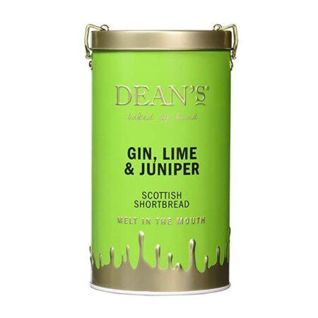 deans shortbread gin