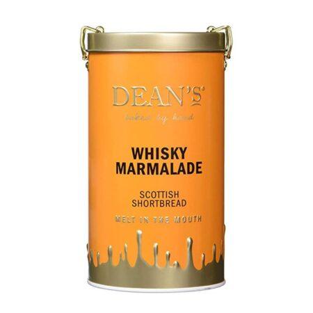 deans shortbread whisky marmelade