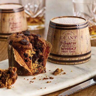 deans whiskey fruit cake 240g 2