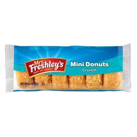 freshleys donuts crunch 96g