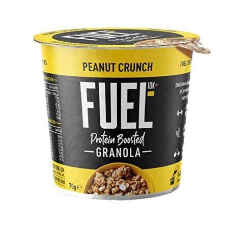 fuel 10k granola peanut