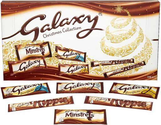 galaxy christmas collection 244g 2