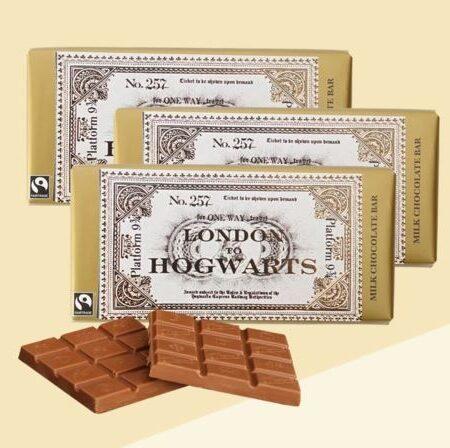 harry potter london to hogwarts g