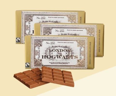 harry potter london to hogwarts 42g 2