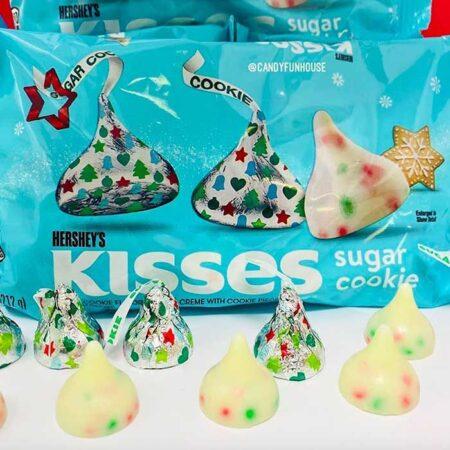 hersheys sugar cookie kisses 2