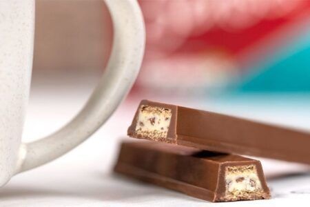 kitkat cup