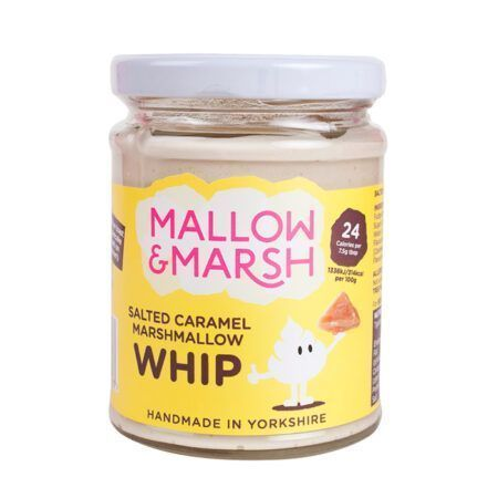 mallow marsh whip salted caramel g
