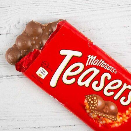 malteser teasers bar g