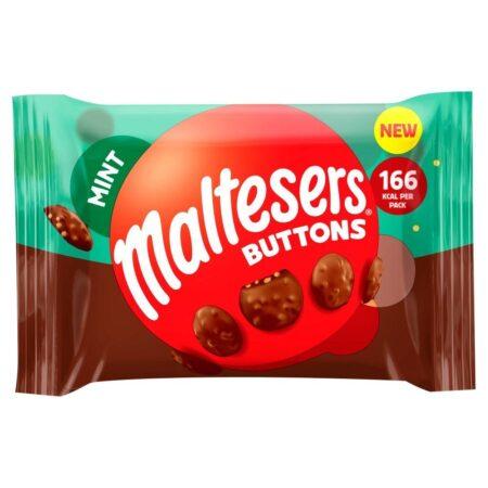 maltesers buttons mint 32g